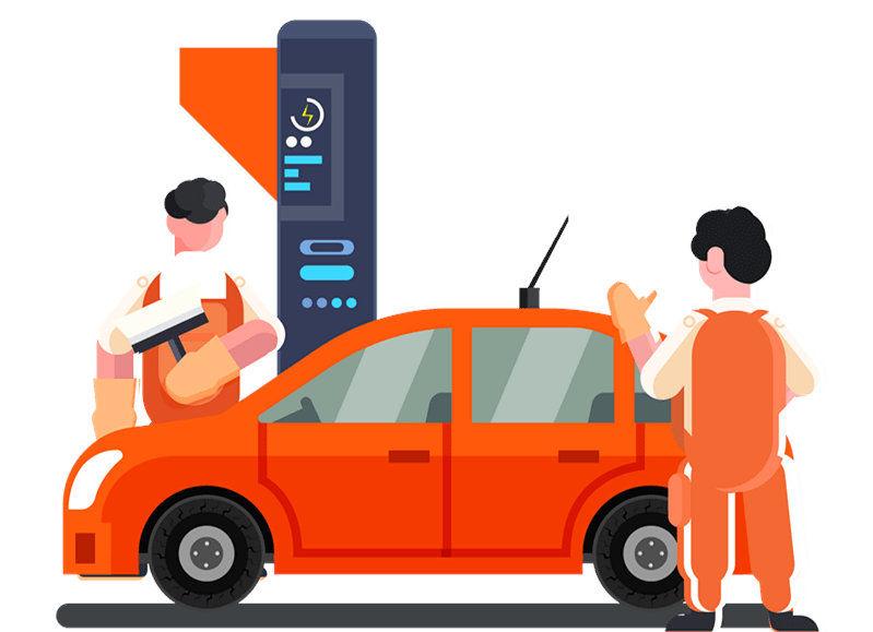 整合宝加油卡系统第1讲:为什么加油站几乎闻不到汽油味?